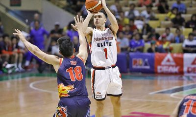 Tiebreaker Times Reading how 'pathetic' Blackwater was lit Mike DiGregorio's fuse Basketball News PBA  PBA Season 44 Mike DiGregorio Blackwater Elite 2019 PBA Philippine Cup