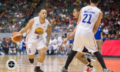 Tiebreaker Times Brian Heruela glad to make immediate impact in TNT debut Basketball News PBA  TNT Katropa PBA Season 44 Brian Heruela 2019 PBA Philippine Cup