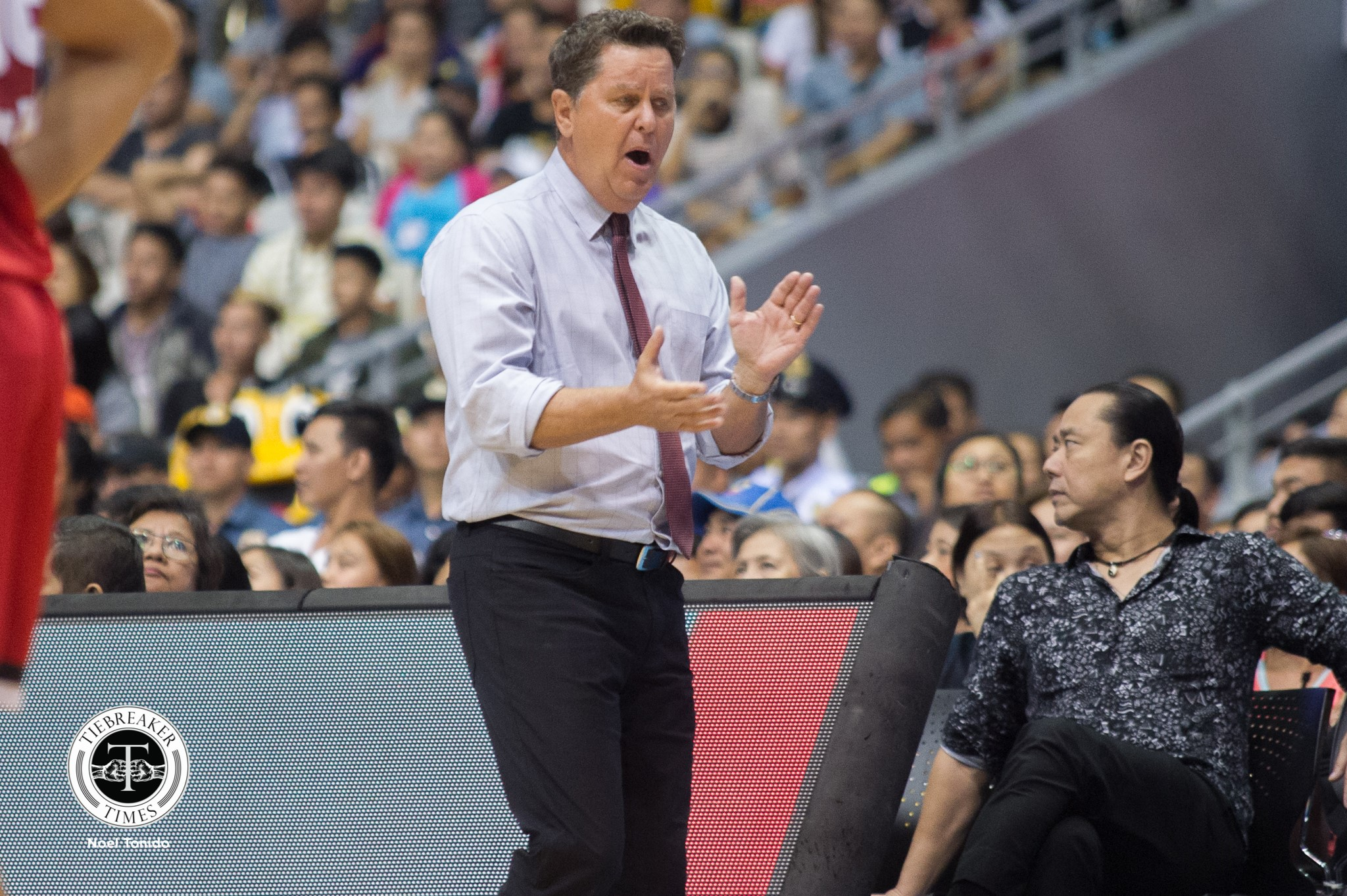 Tiebreaker Times Who were the toughest coaches Jong Uichico faced? Basketball News PBA  Tim Cone Siot Tanquingcen Jong Uichico Hoop Coaches International Webinar Chot Reyes