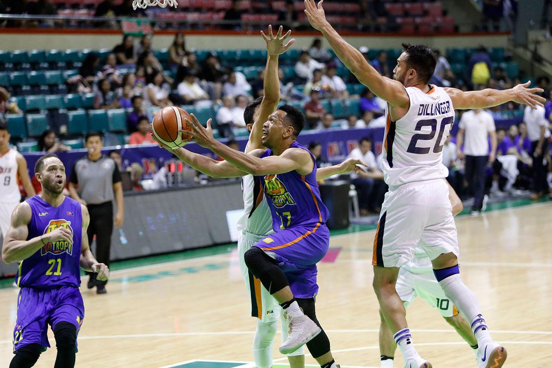 Tiebreaker Times Jayson Castro allays fear of leg injury Basketball News PBA  TNT Katropa PBA Season 44 Jayson Castro 2019 pba ohilippine cup