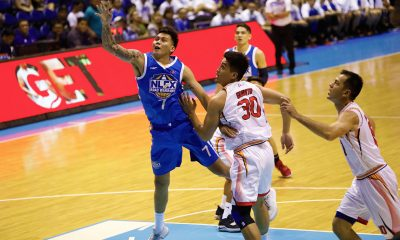 Tiebreaker Times Despite best outing for NLEX, Poy Erram rues: 'Tentative kami masyado' Basketball News PBA  PBA Season 44 NLEX Road Warriors JP Erram 2019 PBA Philippine Cup