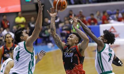 Tiebreaker Times Calvin Abueva hopes 'kapatid' CJ Perez finds next level Basketball News PBA  Phoenix Fuel Masters PBA Season 44 Calvin Abueva 2019 PBA Philippine Cup