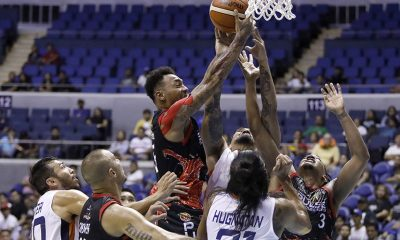 Tiebreaker Times Shooting blanks all game long, Calvin Abueva looks to kids for inspiration Basketball News PBA  Phoenix Fuel Masters PBA Season 44 Calvin Abueva 2019 PBA Philippine Cup