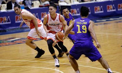 Tiebreaker Times Phoenix survives another OT game, outlasts TNT Basketball News PBA  TNT Katropa Roger Pogoy Phoenix Fuel Masters PBA Season 44 Michael Miranda Matthew Wright Louie Alas Jayson Castro Calvin Abueva Bong Ravena Alex Mallari 2019 PBA Philippine Cup