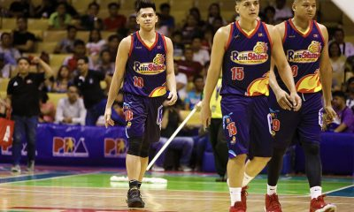 Tiebreaker Times Javee Mocon's first practice with Rain or Shine showed how committed he was Basketball News PBA  Rain or Shine Elasto Painters PBA Season 44 Javee Mocon 2019 PBA Philippine Cup