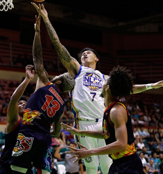 Tiebreaker Times JP Erram to focus on NLEX improvements before thinking of Gilas Basketball News PBA  PBA Season 44 NLEX Road Warriors JP Erram 2019 PBA Philippine Cup
