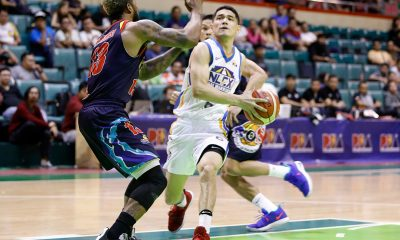 Tiebreaker Times Fully recovered, Kevin Alas feels like a rookie again Basketball News PBA  PBA Season 44 NLEX Road Warriors Kevin Alas 2019 PBA Governors Cup