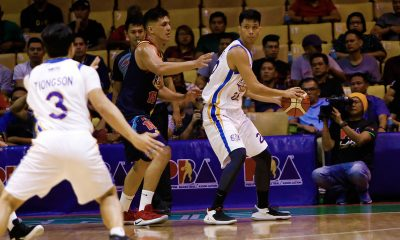Tiebreaker Times NLEX revelation Marion Magat on bulking up: 'Kailangan ko kumain ng bakal ngayon' Basketball News PBA  PBA Season 44 NLEX Road Warriors Marion Magat 2019 PBA Philippine Cup