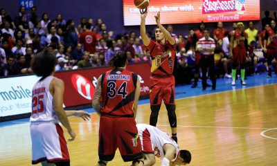 Tiebreaker Times Von Pessumal does not waste opportunity given by San Miguel Basketball News PBA  Von Pessumal San Miguel Beermen PBA Season 44 Marcio Lassiter 2019 PBA Philippine Cup