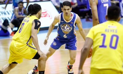 Tiebreaker Times Kevin Alas owns up to costly errors down the stretch against TNT Basketball News PBA  TNT Katropa PBA Season 44 Kevin Alas 2019 PBA Philippine Cup
