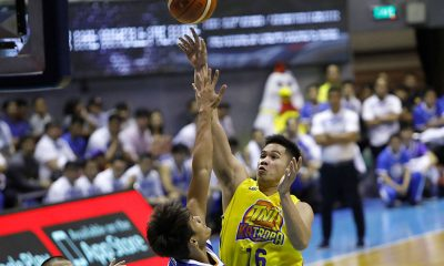 Tiebreaker Times Roger Pogoy now embracing role as one of TNT's main gunners Basketball News PBA  TNT Katropa Roger Pogoy PBA Season 44 2019 PBA Philippine Cup