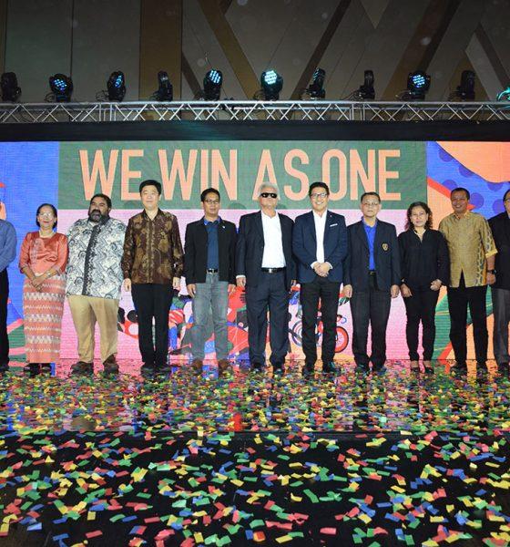 Tiebreaker Times Countdown begins for 10th ASEAN Para Games News Para Sports POC/PSC  Mike Barredo ASEAN Para Sports Federation 10th ASEAN Para Games