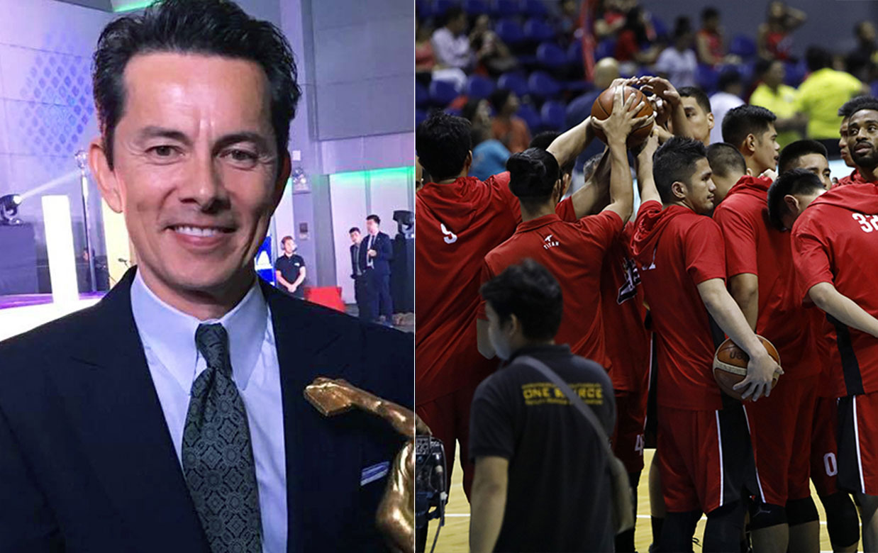 Tiebreaker Times Wilfred Uytengsu set to be PBA PC's first-ever Lifetime Achievement awardee Basketball News PBA  Wilfred Uytengsu PBA Season 43 Alaska Aces 25th PBA Press Corps Awards Night