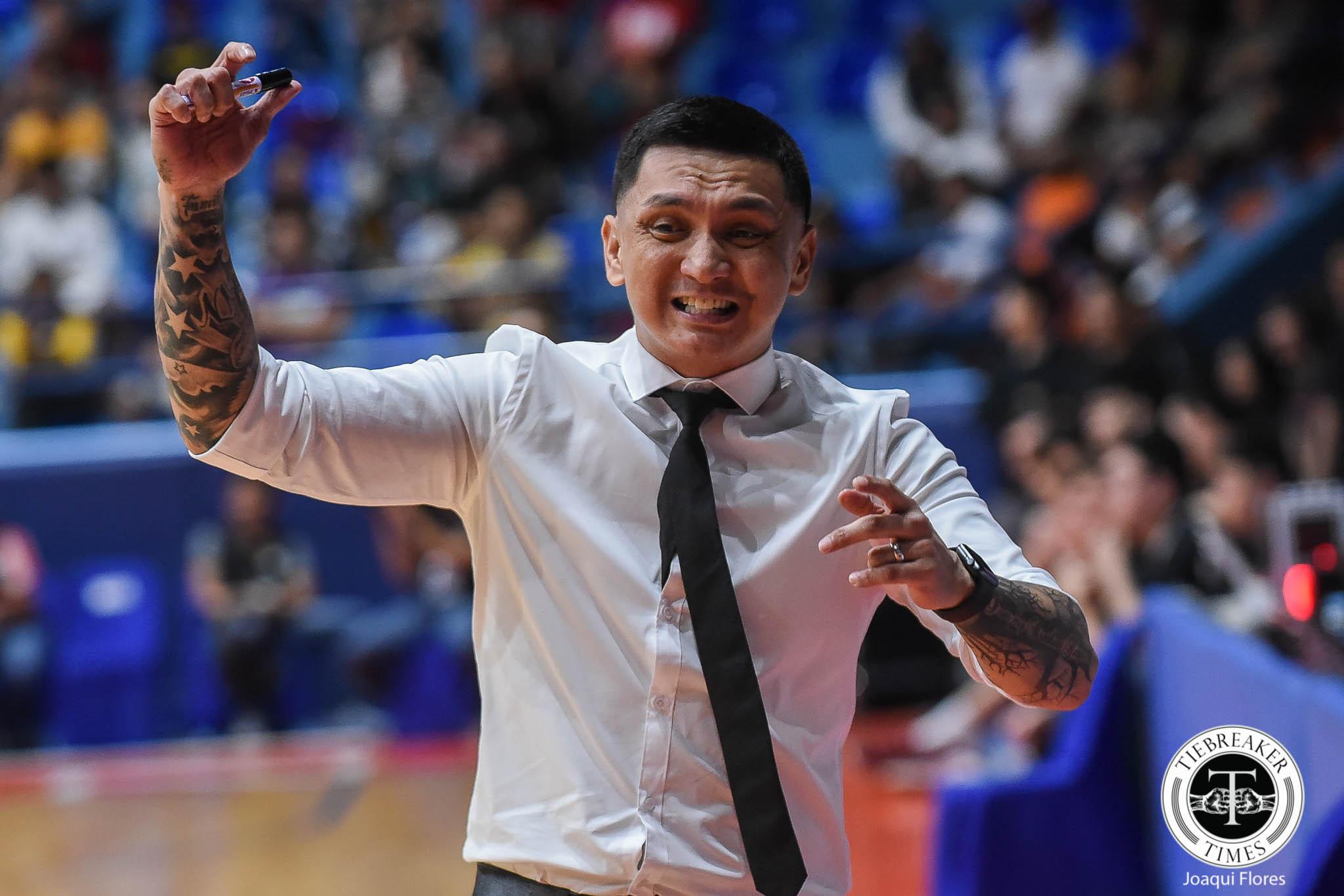Tiebreaker Times At last, Jimmy Alapag makes San Miguel coaching debut Basketball News PBA  San Miguel Beermen PBA Season 44 Jimmy Alapag 2019 PBA Philippine Cup