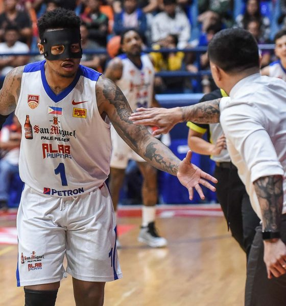 Tiebreaker Times Jimmy Alapag honored to have coached Ray Parks ABL Alab Pilipinas Basketball News  Jimmy Alapag Bobby Ray Parks Jr. ABL Season 9 2018-19 ABL Season