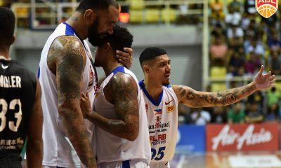 Tiebreaker Times San Miguel Alab backcourt torches Zhuhai in Cebu for 5th win ABL Alab Pilipinas Basketball News  Zhuhai Wolf Warriors Renaldo Balkman Mike Bell Josh Urbiztondo Jimmy Alapag Ethan Alvelo Chen Cai Bobby Ray Parks Jr. 2018-19 ABL Season