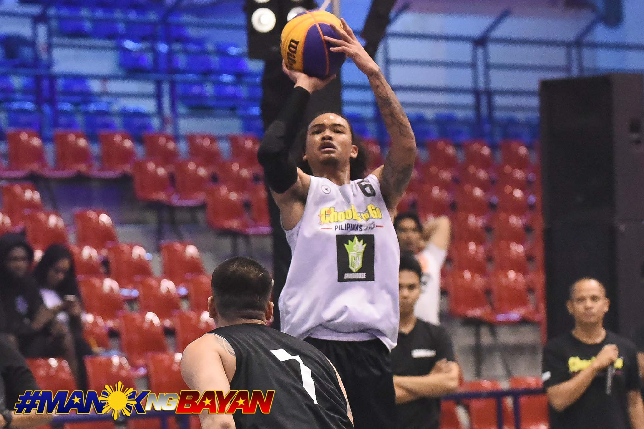 Tiebreaker Times Joshua Munzon gets perfect gift as AMA picks him as top pick Basketball News PBA D-League  Wangs Basketball Couriers Troy Rike Trinity University of Asia Stallions Sean Manganti Santi Santillan Joshua Munzon Jay Pangalanan Go for Gold-CSB Diliman College Blue Drgons Che'Lu Revellers 2019 PBA D-League Season 2019 PBA D-League Draft