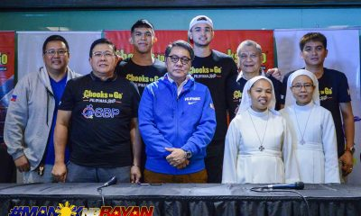 Tiebreaker Times Chooks-to-Go, SBP ready to break FIBA-record in Cebu 3x3 Basketball News  Thirdy Ravena Sonny Barrios Samahang Basketbol ng Pilipinas Ronald Mascarinas Kobe Paras Chooks-to-Go