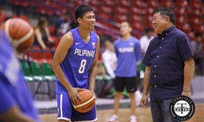 Tiebreaker Times Mark Barroca excited as he makes 'unexpected' Gilas return after 8 years 2019 FIBA World Cup Qualifiers Basketball Gilas Pilipinas News  Mark Barroca Gilas Elite 2019 FIBA World Cup Qualifiers
