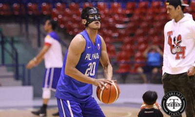 Tiebreaker Times Troy Rosario cleared to play for 6th window 2019 FIBA World Cup Qualifiers Basketball Gilas Pilipinas News  Troy Rosario Gilas Elite 2019 FIBA World Cup Qualifiers
