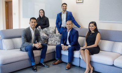 Tiebreaker Times Agencies HypeSportsPH, EMBM announce merger News  Paula Punla Naveen Ganglani Matthew Manotoc HypeSportsPH x EMBM Danny Espiritu