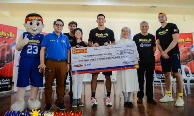 Tiebreaker Times Chooks-to-Go pledges 100k per month to support Sisters of Mary Schools 3x3 Basketball Chooks-to-Go Pilipinas 3x3 News  Ronald Mascarinas Chooks-to-Go
