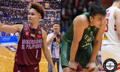 Tiebreaker Times Mighty Sports assures: Juan Gomez de Liano, Justin Gutang cleared by mother leagues Basketball CSB News UP  UP Men's Basketball Mighty Sports Justin Gutang Juan Gomez De Liano Benilde Seniors Basketball 2019 Dubai International Basketball Tournament