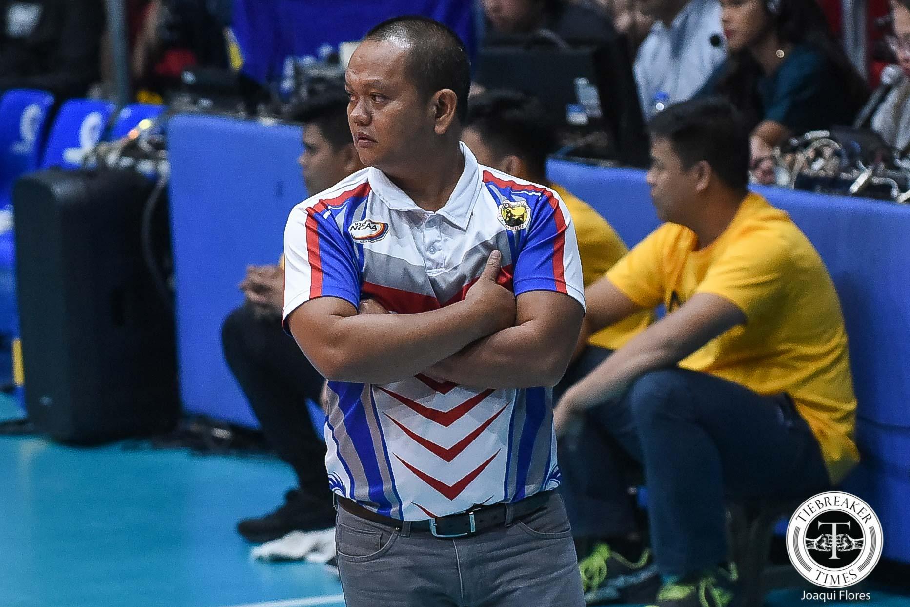 NCAA-94-Volleyball-SBU-vs.-AU-Obet-Javier-0256 Minor setback serves as wake up call to Regine Arocha, Arellano AU NCAA News Volleyball  - philippine sports news