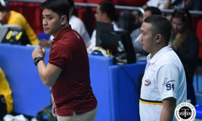 Tiebreaker Times Macky Cariño looking to make history with Perpetual Lady Altas NCAA News UPHSD Volleyball  Perpetual Women's Volleyball NCAA Season 94 Women's Volleyball NCAA Season 94 Michael Carino