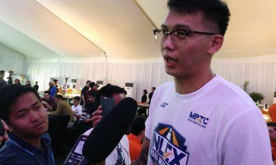 Tiebreaker Times JP Erram honored to go under tutelage of Taulava, Quiñahan in NLEX Basketball News PBA  PBA Season 44 NLEX Road Warriors JP Erram 2019 PBA Philippine Cup