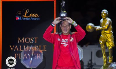 Tiebreaker Times June Mar Fajardo wins historic 5th straight MVP honors Basketball News PBA  Stanley Pringle Scottie Thompson Rome dela Rosa Rafi Reavis PBA Season 43 Paul Lee Matthew Wright Mark Barroca Marcio Lassiter June Mar Fajardo JP Erram Jason Perkins Japeth Aguilar Gabe Norwood Chris Ross Arwind Santos 2018 PBA Leo Awards