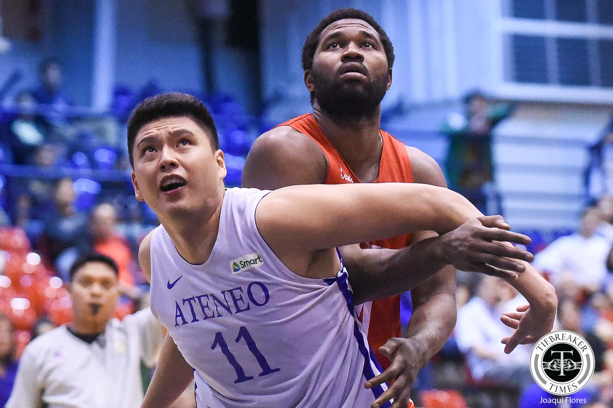7b81d2eb505d Tiebreaker Times Isaac Go knew Ateneo would field a team in PCCL
