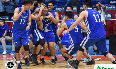 Tiebreaker Times Just like Anton Asistio before, BJ Andrade continues to remain patient ADMU Basketball News  BJ Andrade Ateneo Men's Basketball 2019 PCCL National Championship