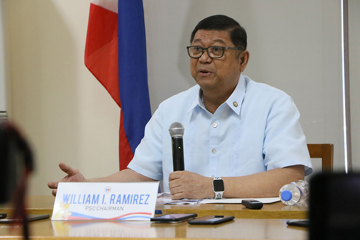 Tiebreaker Times SEA Games prep on track, says PSC's Butch Ramirez 2019 SEA Games News POC/PSC  Butch Ramirez 2019 Southeast Asian Games Organizing Committee