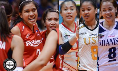 Tiebreaker Times Next generation stars much more advanced, says Alyssa Valdez News Volleyball  Philippine Women's National Volleyball Team Alyssa Valdez 3rd Asian Women's U23 Volleyball Championship