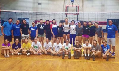 Tiebreaker Times New PWNVT hopefuls attend second tryout News Volleyball  Ysa Jimenez Philippine Women's National Volleyball Team Peter Cayco MaFe Galanza Kyla Atienza Kalei Mau Jia Morado Jema Galanza Bang Pineda Angel Canino Alyssa Valdez Alleiah Malaluan Aby Marano
