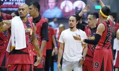 Tiebreaker Times Terrence Romeo ruled out of San Miguel's Sunday clash vs TNT Basketball News PBA  Terrence Romeo San Miguel Beermen PBA Season 44 Leo Austria 2019 PBA Philippine Cup