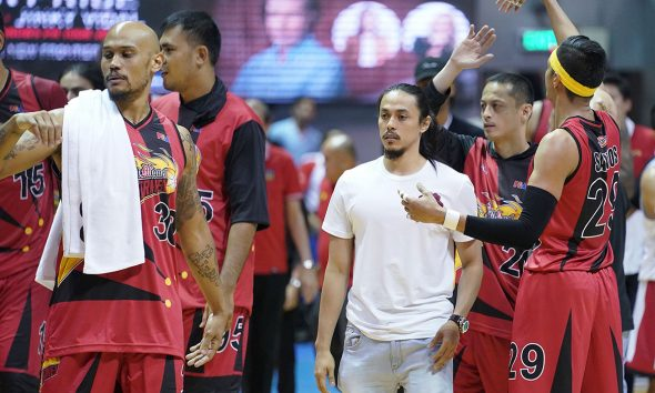 Tiebreaker Times San Miguel missed Terrence Romeo's presence vs Ginebra, says Austria Basketball News PBA  Terrence Romeo San Miguel Beermen PBA Season 44 Leo Austria 2019 PBA Governors Cup