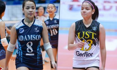 Tiebreaker Times Galanza sisters relish possibility of playing together in U23 squad News Volleyball  MaFe Galanza Jema Galanza 3rd Asian Women's U23 Volleyball Championship