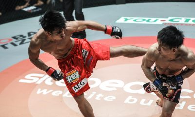 Tiebreaker Times ONE CEO admits disappointment over Pacio-Saruta decision, grants immediate rematch Mixed Martial Arts News ONE Championship  Yosuke Saruta Team Lakay ONE: Eternal Glory Joshua Pacio Chatri Sityodtong
