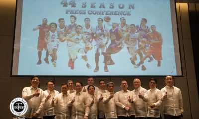 Tiebreaker Times PBA plans to have 2-3 overseas games Basketball News PBA  Willie Marcial PBA Season 44