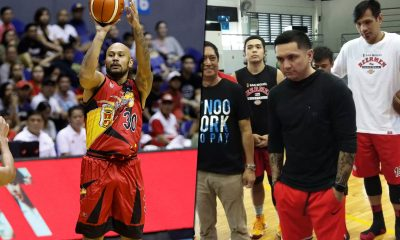 Tiebreaker Times Kelly Nabong glad to be reunited with Jimmy Alapag: 'He's always been my cap' Basketball News PBA  San Miguel Beermen PBA Season 44 Kelly Nabong Jimmy Alapag 2019 PBA Philippine Cup