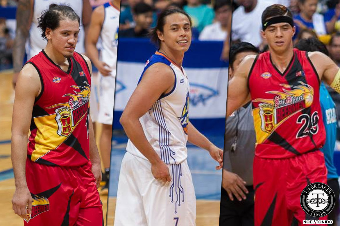 Tiebreaker Times Marcio Lassiter, Arwind Santos welcome Terrence Romeo despite past run-ins Basketball News PBA  Terrence Romeo San Miguel Beermen PBA Season 44 Marcio Lassiter Arwind Santos 2019 PBA Philippine Cup