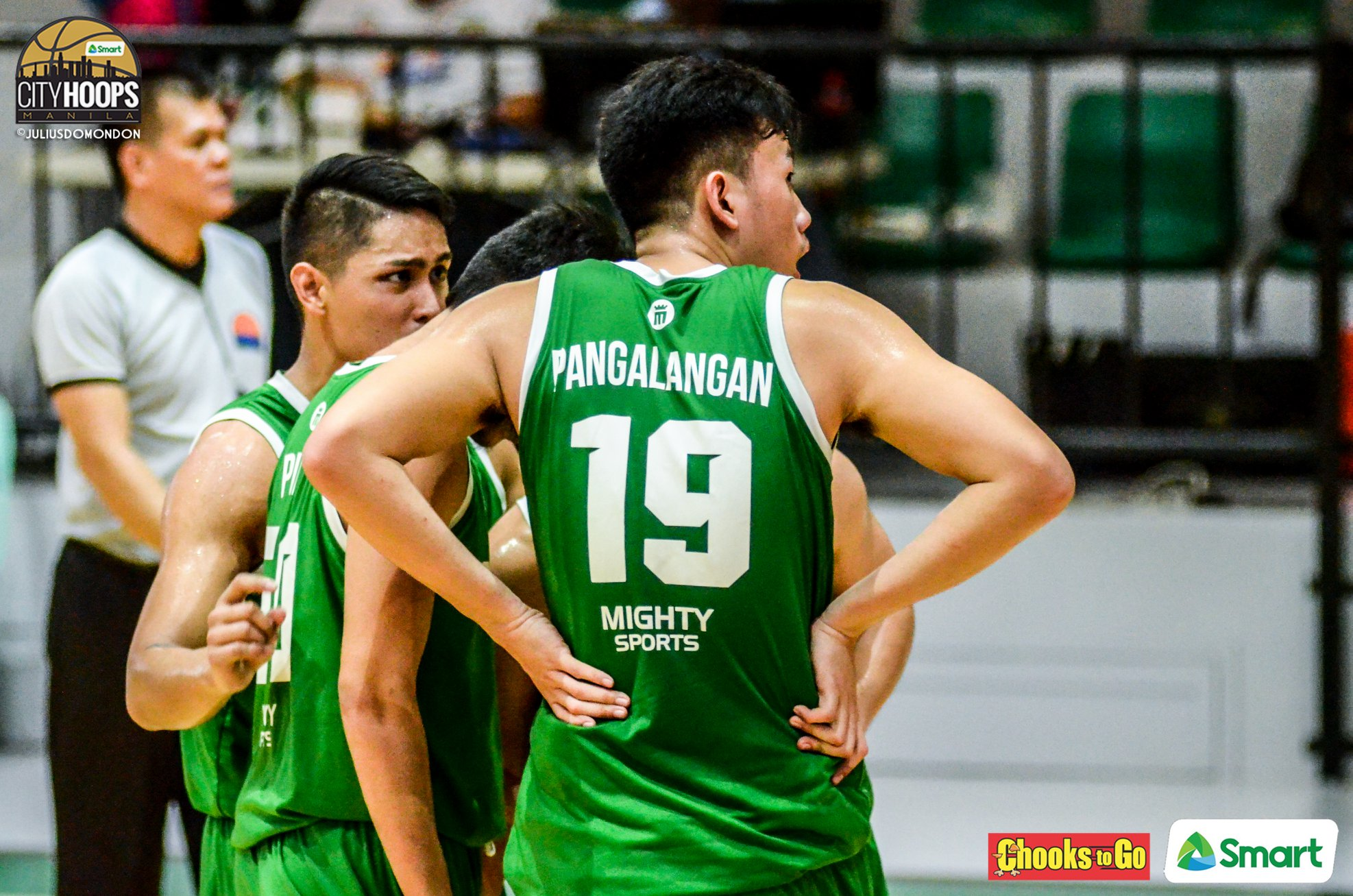 Tiebreaker Times Tough climb for Go for Gold as 6-foot-7 Jay Pangalanan out for 3 months Basketball News PBA D-League  Jay Pangalanan Go for Gold-CSB Charles Tiu 2019 PBA D-League Season