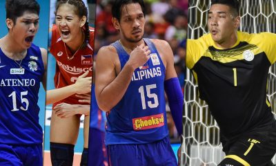 Tiebreaker Times Fajardo, Etheridge, Santiago, Espejo to be honored in 2019 PSA Awards News  Neil Etheridge Marck Espejo June Mar Fajardo Jaja Santiago 2019 PSA Awards