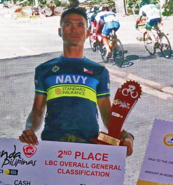 Tiebreaker Times 2019 Ronda Pilipinas a learning experience for Ronald Oranza, Navy Cycling News Ronda Pilipinas  Ronald Oranza Rienhard Gorrantes Navy-Standard Insurance 2019 Ronda Pilipinas