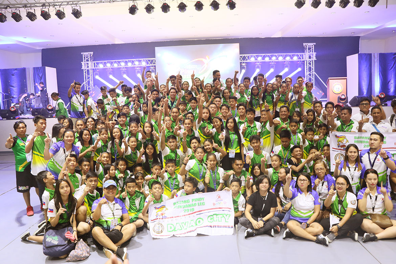 Tiebreaker Times Davao rules Batang Pinoy Mindanao News POC/PSC  Wesley Magbanua Richard Gabatin Lora Amoguis Liaa Amoguis JM Metillo Janinah Panisales Harold Gapate Harlene Herbabuena Butch Ramirez 2019 Batang Pinoy-Mindanao 2019 Batang Pinoy