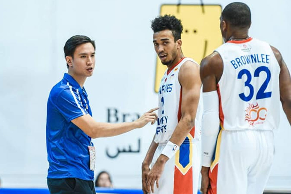 Tiebreaker Times Mighty Sports' gallant stand falls short against Al Riyadi, drops to bronze game Basketball News  Wael Arakji Randolph Morris Justin Brownlee Jeremiah Gray Dominic Johnson Charles Tiu Al Riyadi Club 2019 Dubai International Basketball Tournament