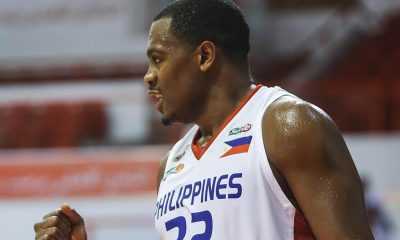 Tiebreaker Times Proud of Gilas' World Cup stand, Justin Brownlee remains ready to play for PH Basketball News PBA  PBA Season 44 Justin Brownlee Gilas Pilipinas Men Barangay Ginebra San Miguel 2019 PBA Governors Cup 2019 FIBA World Cup