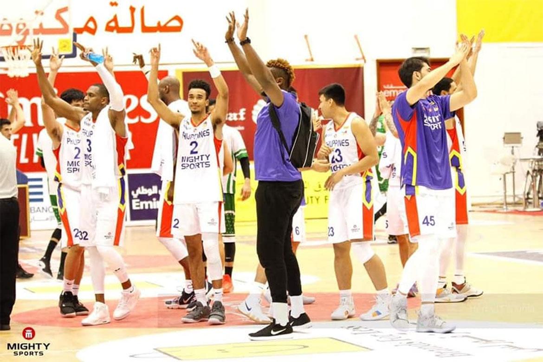 Tiebreaker Times What keeps Mighty Sports going Basketball News  Mighty Sports Czar Wongchuking 2020 Dubai International Basketball Championship